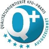 KFO Praxis, Qualität Auszeichnung, Qualitätssiegel Ortozahn
